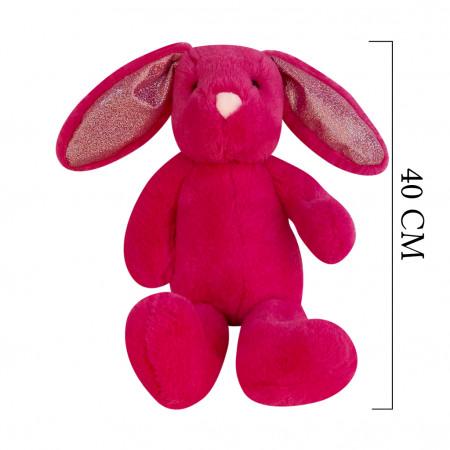 Nordik Tavşan 40 cm Fuşya