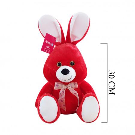 Tavşan 30 cm Kırmızı