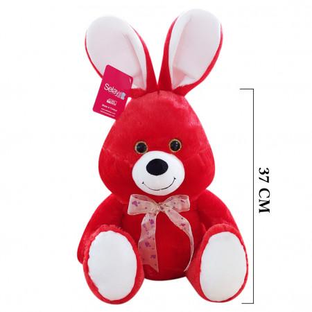 Tavşan 37 cm Kırmızı