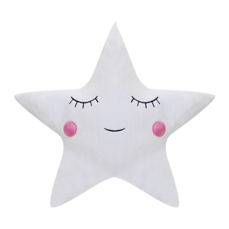 Yıldız Figürlü Yastık 45 cm