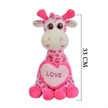 Peluş Zürafa 33 cm 1058