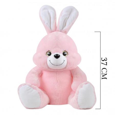 Tavşan 37 cm Pembe