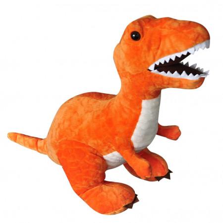 Sevimli Dinozor T-Rex Turuncu
