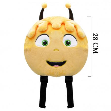 Arı Maya Peluş Çanta Okul Sırt Çantası 28 cm