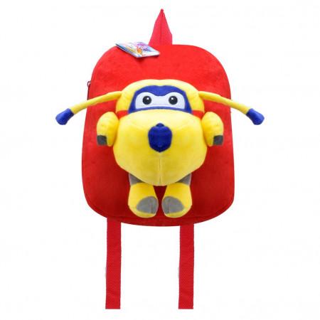 Harika Kanatlar Donnie Sarı Peluş Çanta Okul Sırt Çantası 30 cm