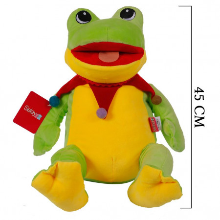 Oturan Kurbağa 45 cm