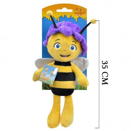 Arı Maya Violet Peluş Oyuncak 35 cm