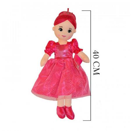 Peluş Bebek 40 cm Kırmızı 3425