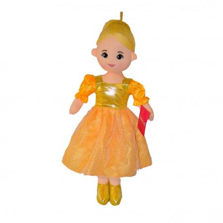 Peluş Bebek 40 cm Sarı 3425