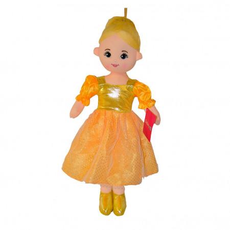 Peluş Bebek 50 cm Sarı 3426