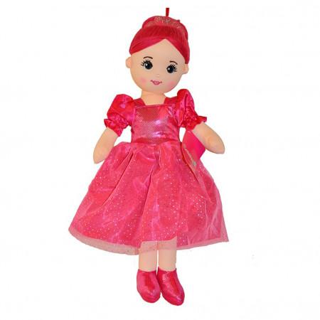 Peluş Bebek 60 cm Kırmızı 3427
