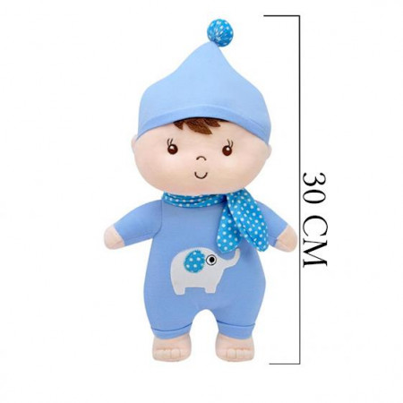 Cem Bebek 30 cm Mavi