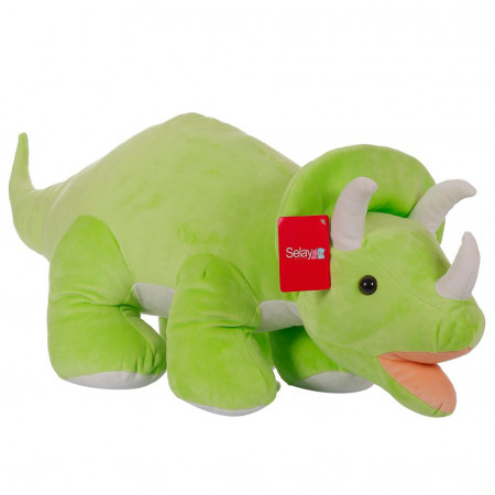 Triceratops 90 cm Yeşil