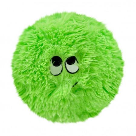 Flausy Puf Yastık 25 cm Yeşil 1003