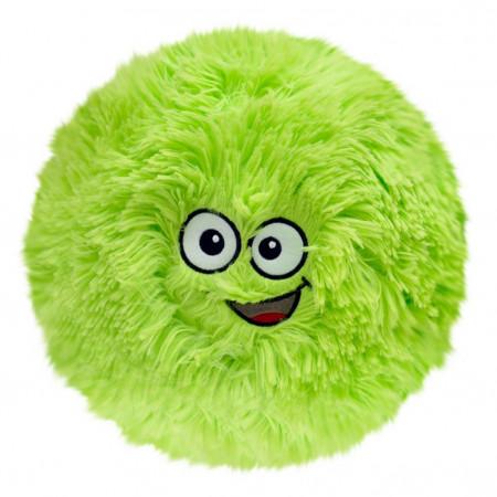 Flausy Puf Yastık 35 cm Yeşil 1004