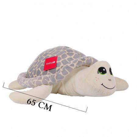Peluş Kaplumbağa 65 cm Gri 9001