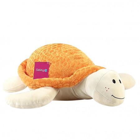 Peluş Kaplumbağa 75 cm Turuncu 9002