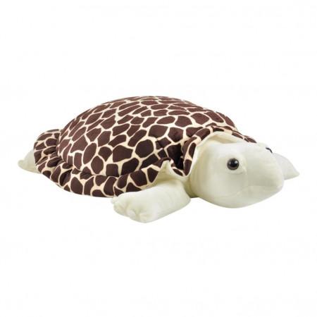 Peluş Kaplumbağa Caretta 60 cm Kahverengi 9003