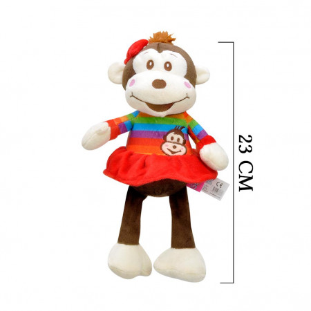 Peluş Maymun 23 cm 3386