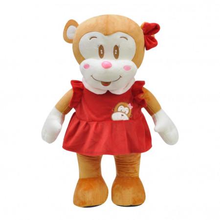 Peluş Maymun Cuci 50 cm 1364