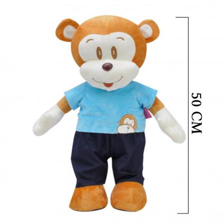 Peluş Maymun Didi 50 cm 1365