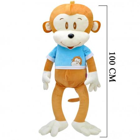 Peluş Maymun Didi 100 cm