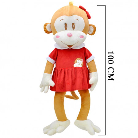 Peluş Maymun Cuci 100 cm