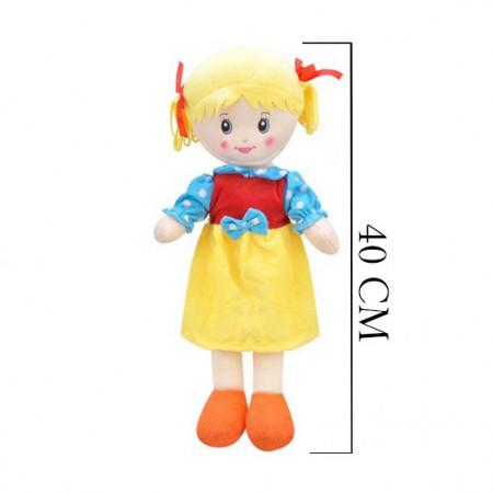 Oya Bebek 40 cm Sarı