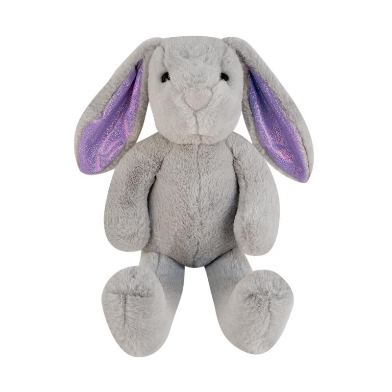 Nordik Tavşan 40 cm Gri
