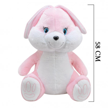 Tavşan 58 cm Pembe