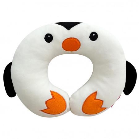 Selay Toys Penguen Figürlü Boyun Yastığı 23 Cm