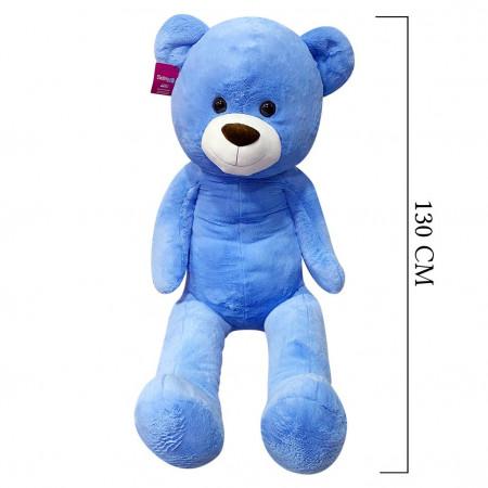 Pofidik Ayı 130 cm Mavi
