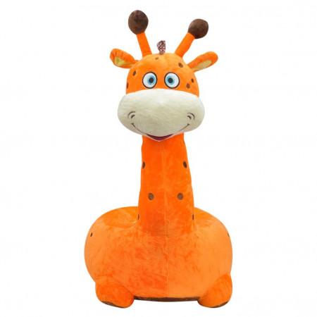Zürafa Minder Peluş Bebek Çocuk Koltuğu