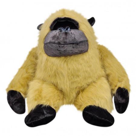 Sevimli Peluş Goril Uzun Tüylü 55 cm 6878